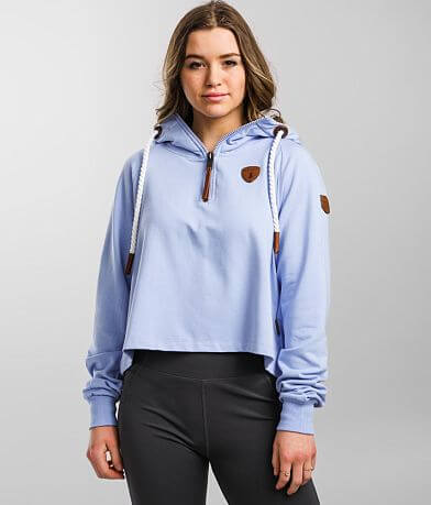 Wanakome LeeLee Lux Hooded Pullover