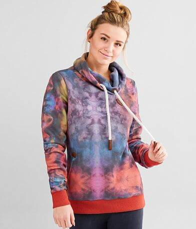 Wanakome Sandy Cowl Neck Sweatshirt
