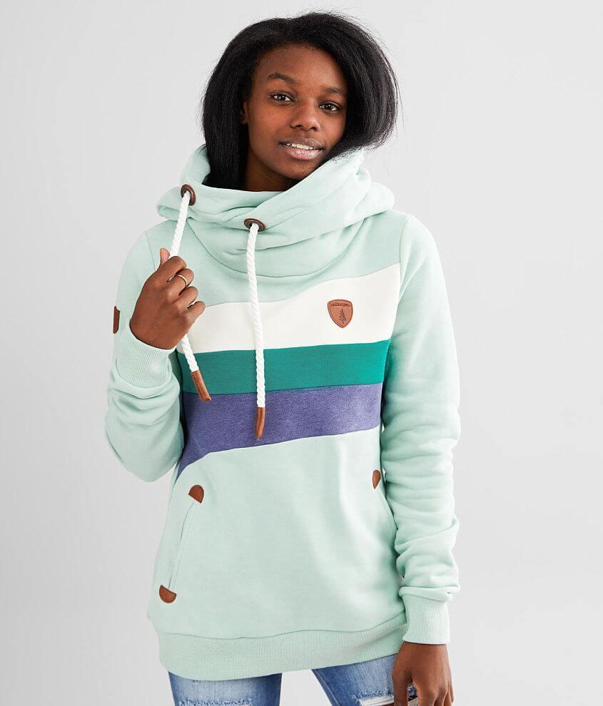 Wanakome Natasha Hooded Sweatshirt front view