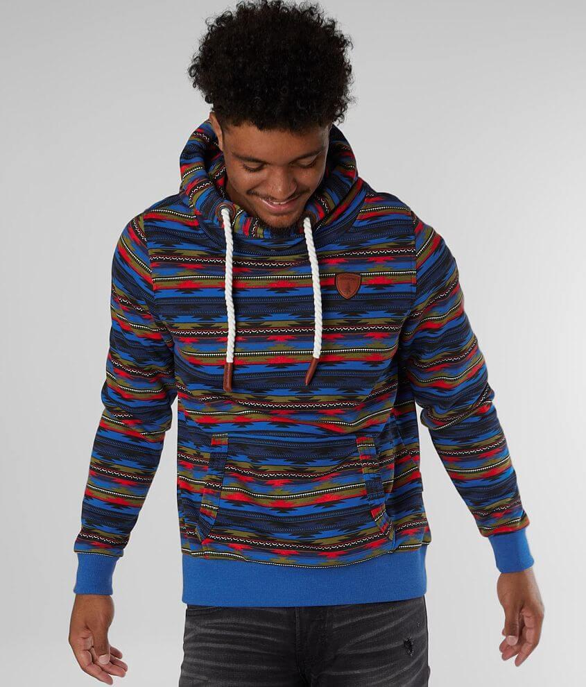 Wanakome Cascade Hooded Sweatshirt front view