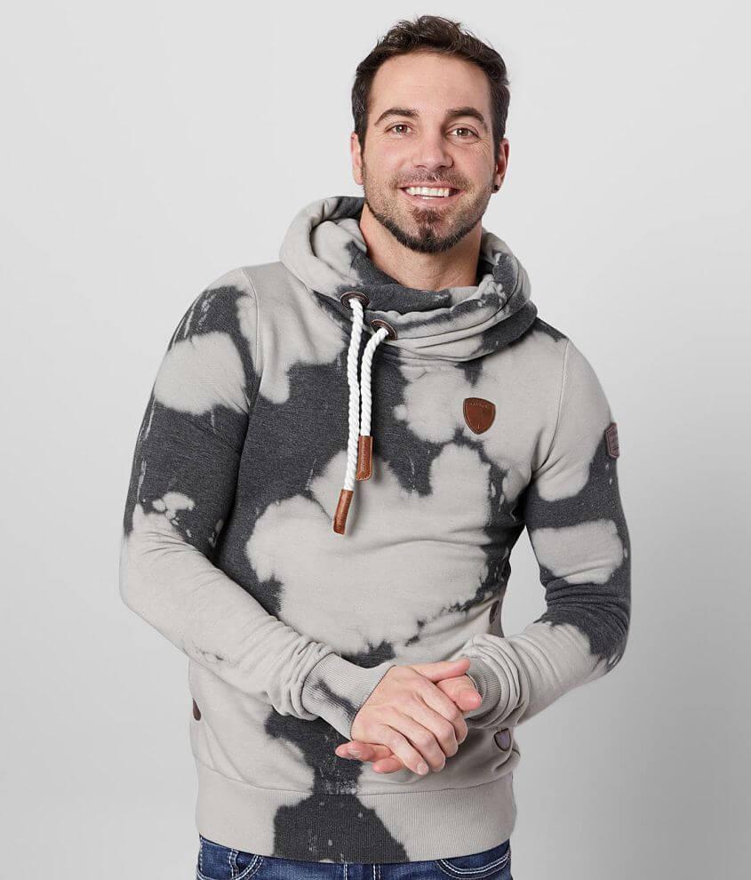Wanakome Olympus Hooded Sweatshirt front view