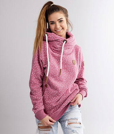 Wanakome Artemis Mini Dots Hooded Sweatshirt