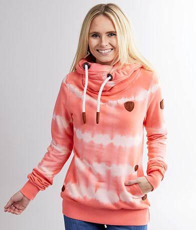Wanakome Artemis Tye Dye Hooded Sweatshirt