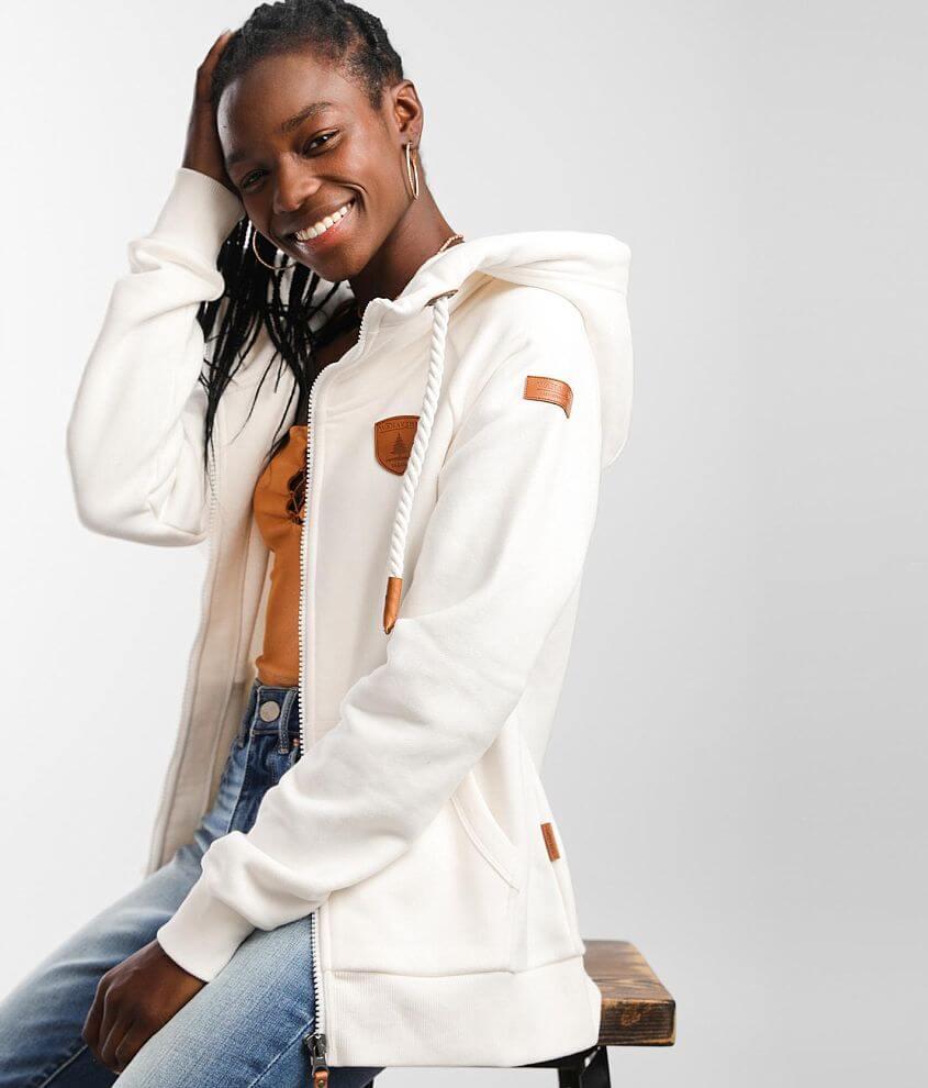 Wanakome Hera Hooded Sweatshirt front view