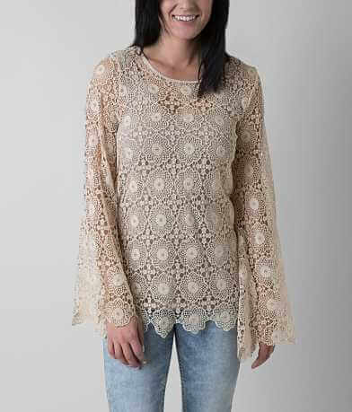 Double Zero Lace Top