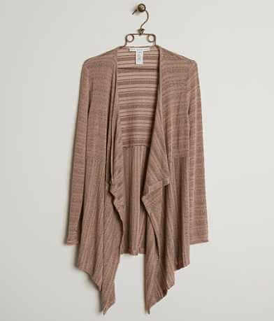Hyfve Striped Cardigan Sweater