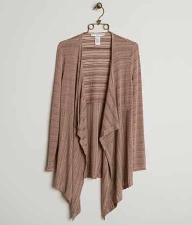 Hyfve Striped Cardigan Sweater