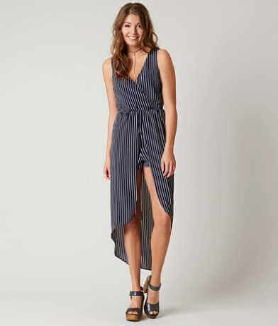 Hyfve Striped Maxi Romper