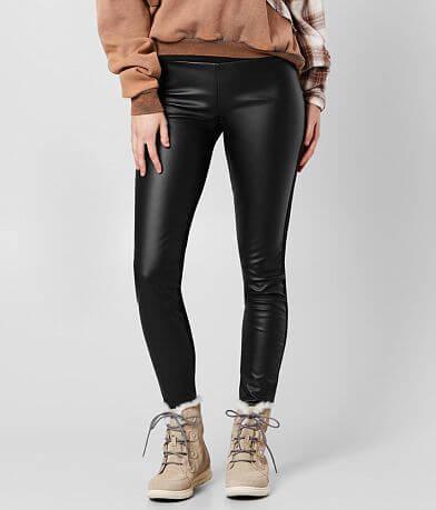 FAVLUX Faux Leather Legging