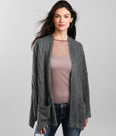 Hyfve Dual Pocket Cardigan Sweater