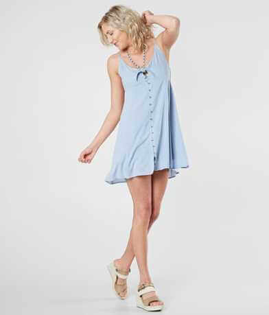 onetheland Button Front Dress