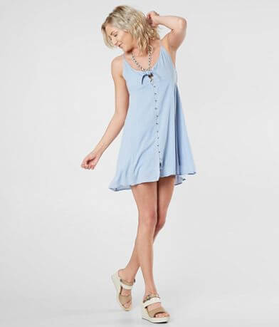 onetheland Button Down Dress
