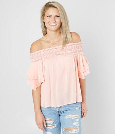 onetheland Off The Shoulder Top