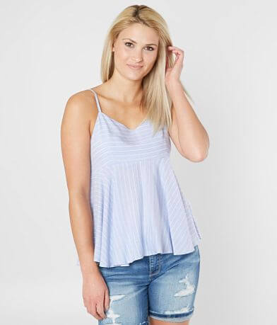 Hyfve Striped Tank Top