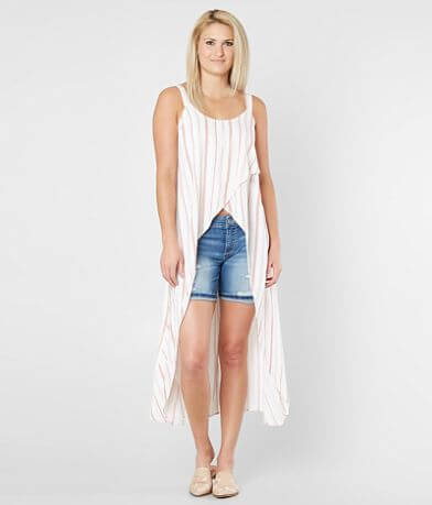 Hyfve High Low Tank Top