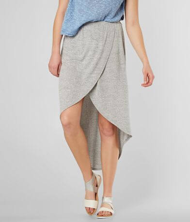 Hyfve Tulip Heathered Skirt