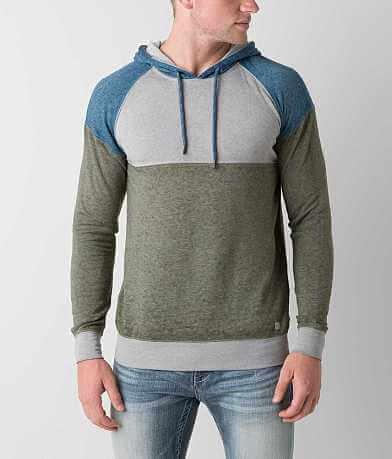 Departwest Color Block Sweatshirt