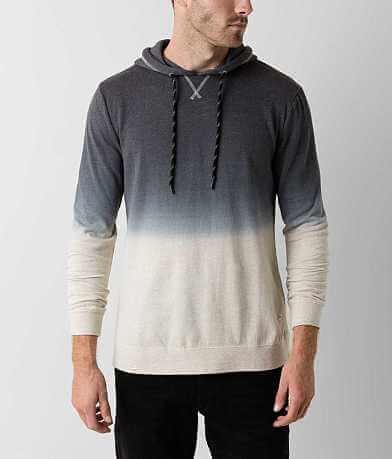 Departwest Dip Dye Hooded Sweatshirt