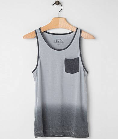 Buckle Black Horizon Tank Top