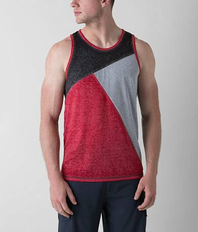 Buckle Black Shark Tank Top