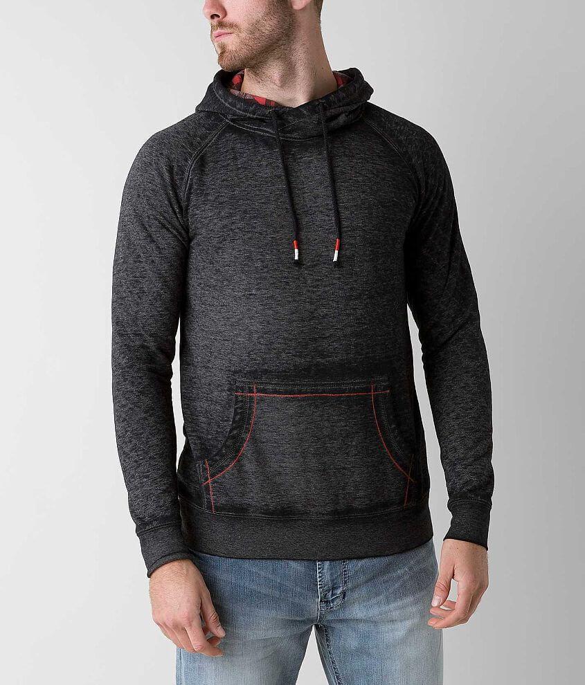 Buckle Black Quinn Sweatshirt front view