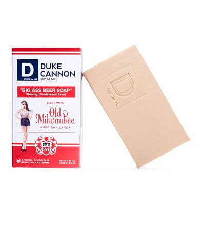 Duke Cannon Old Milwaukee® Big Brick of Soap