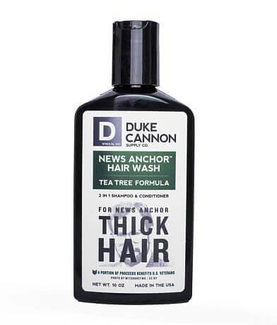 Duke Cannon News Anchor™ Hair Wash
