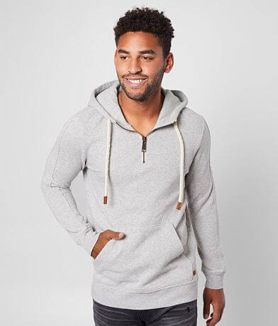 Outpost Makers Quarter Zip Pullover Hoodie