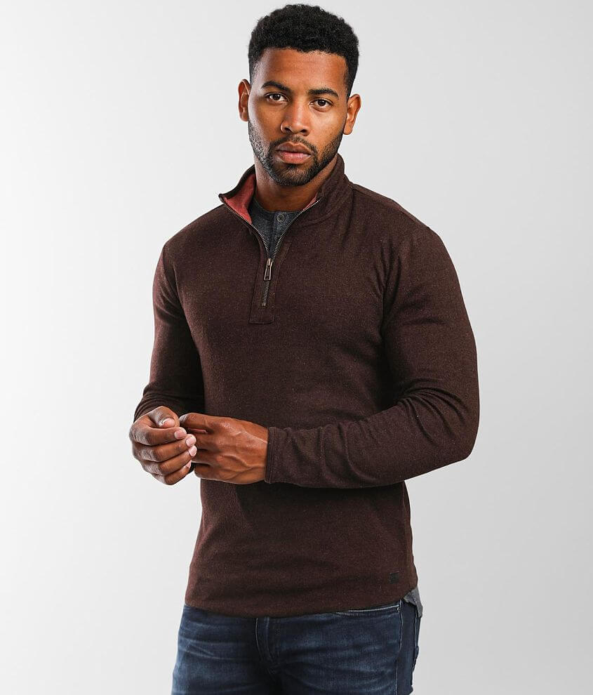 Outpost Makers Quarter Zip Pullover front view