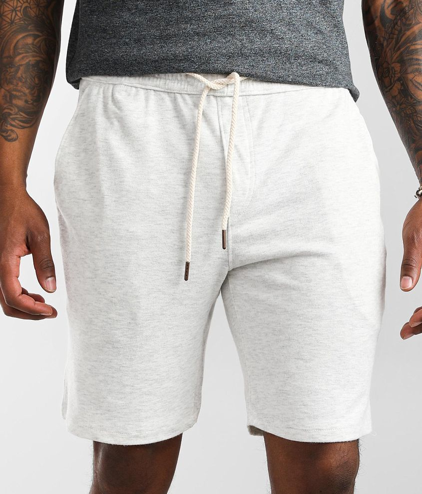 Outpost Makers Brushed Fleece Stretch Short front view