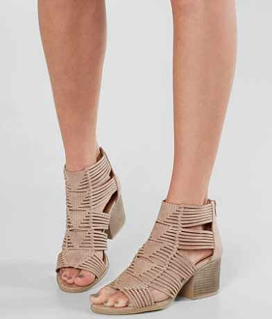 Qupid Core Heeled Sandal