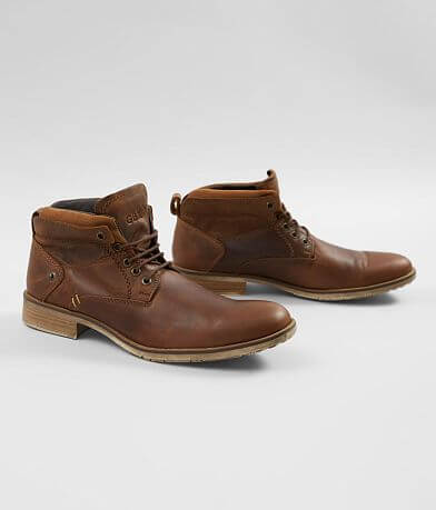 GBX Pinewood Leather Boot