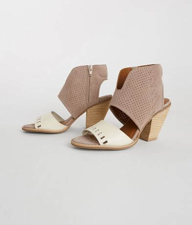 Dolce By Mojo Moxy Cut Out Heeled Sandal