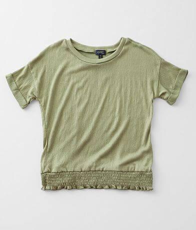 Girls - Daytrip Texture Knit Top