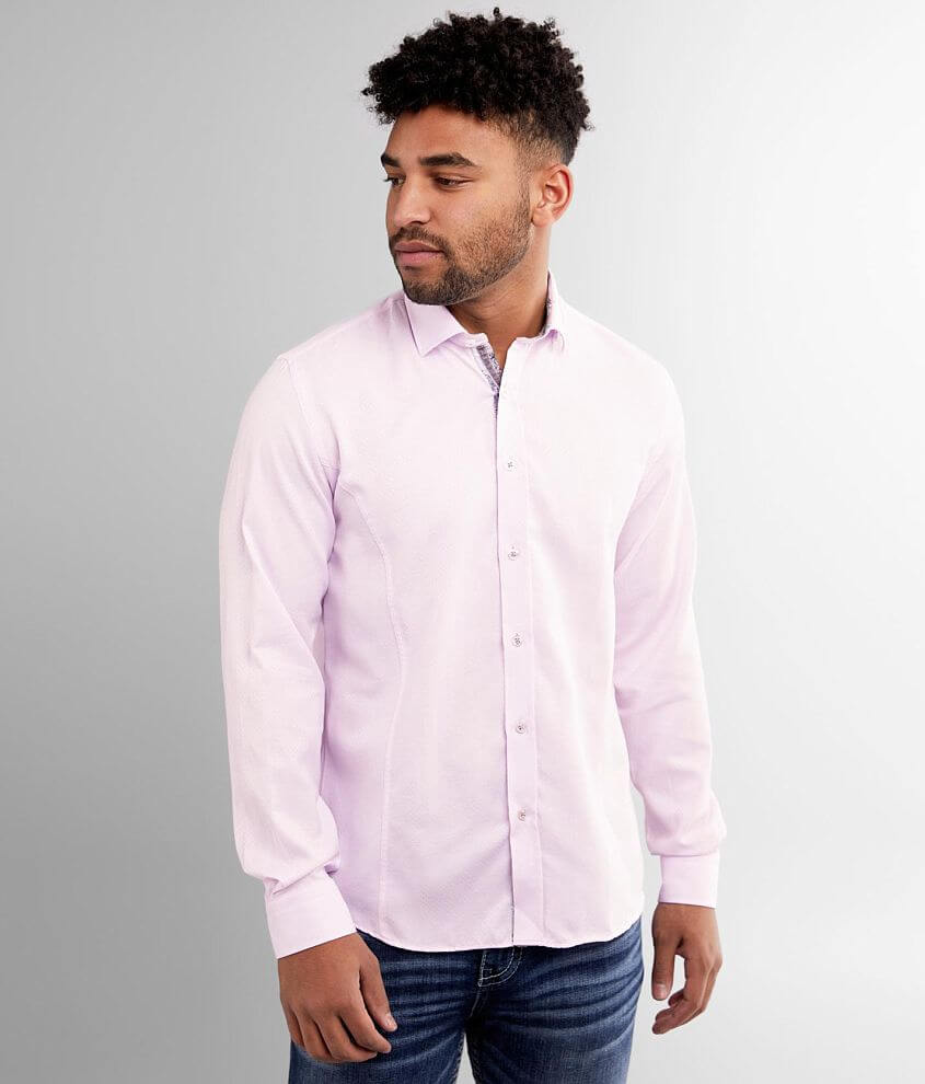 Eight X Jaquard Shirt front view