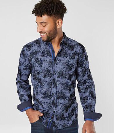 Eight X Paisley Shirt