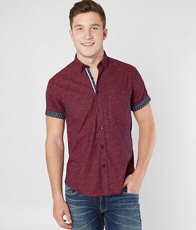 Eight X Paisley Stretch Shirt