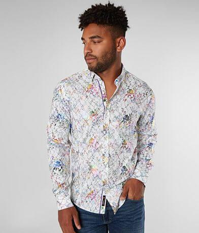 Eight X Rainbow Foiled Shirt