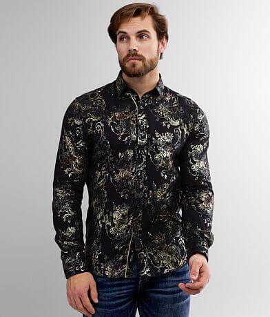 Eight X Floral Shirt