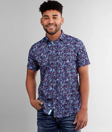 Eight X Flocked Shirt