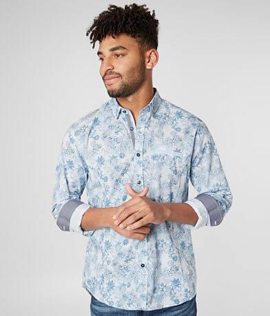 Eight X Floral Print Shirt