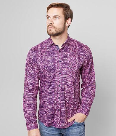 Eight X Matrix Stretch Shirt