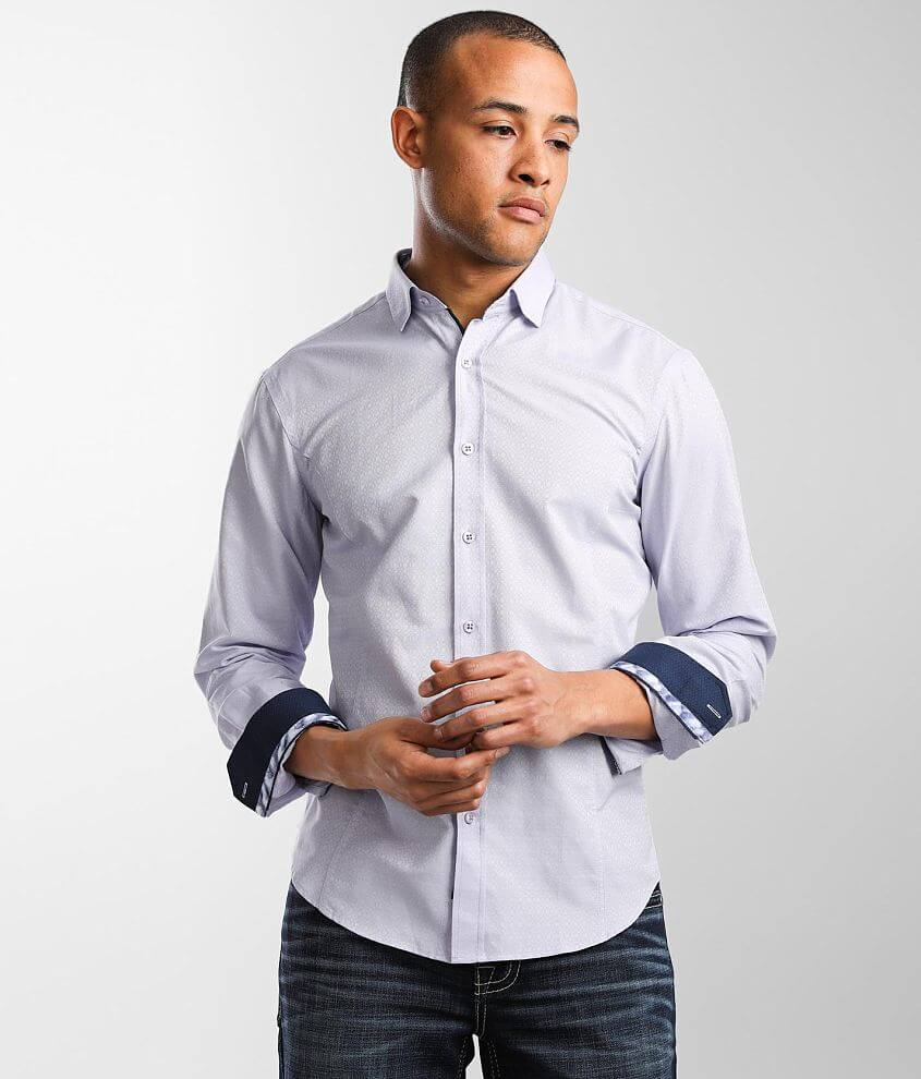 Eight X Jacquard Shirt front view