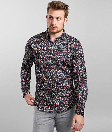Eight X Paisley Swirl Shirt