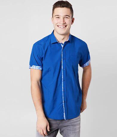 Eight X Printed Woven Shirt