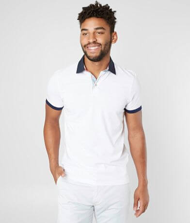 Eight X Solid Polo