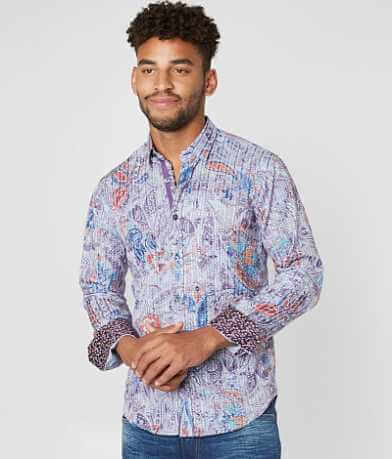 Eight X Paisley Shirt