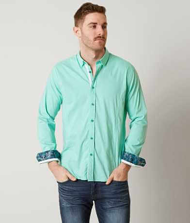 Eight X Solid Stretch Shirt