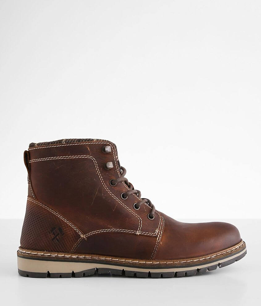 Outpost Makers Hudson Leather Boot front view