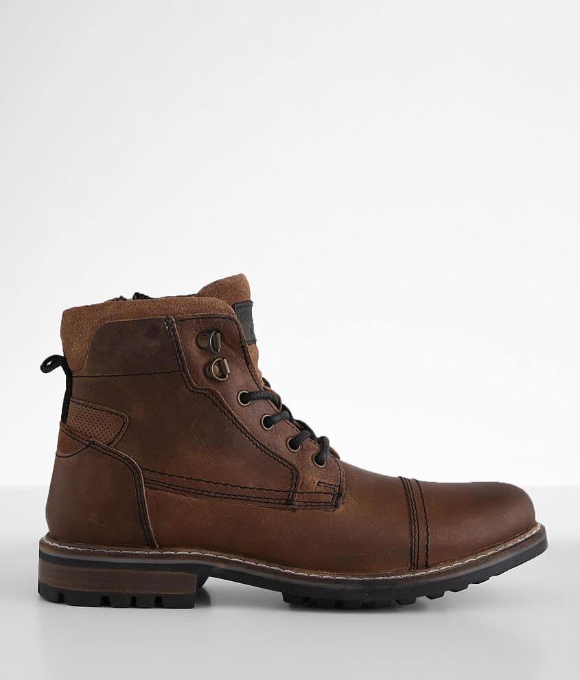 Outpost Makers Lucas Leather Boot front view